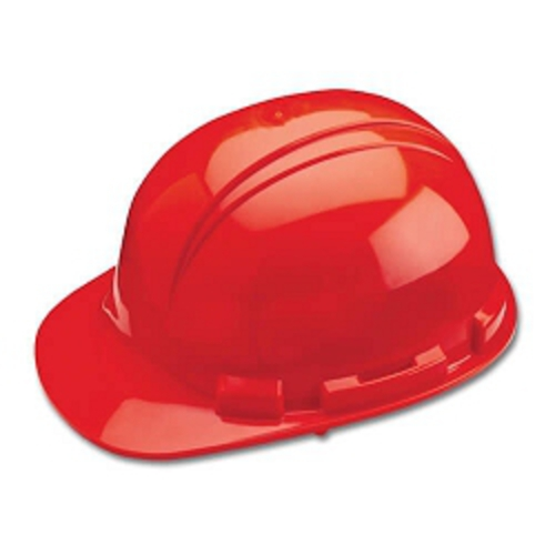 Irl Supplies Product Side Impact Hard Hat Dynamic Side Impact Red